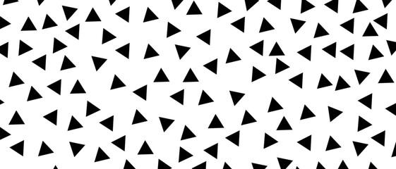 Minimal geometric patterns background. Modern dark abstract vector texture.