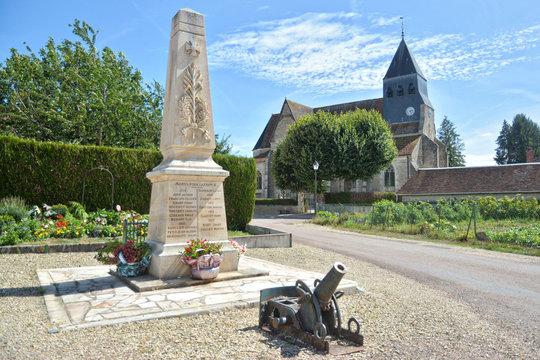 Village de Polisot (Aube)
