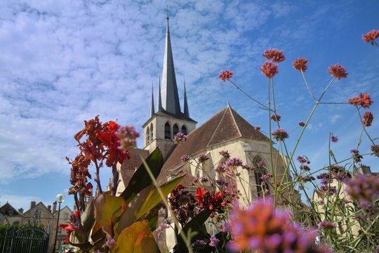 Église Les Riceys (Aube)