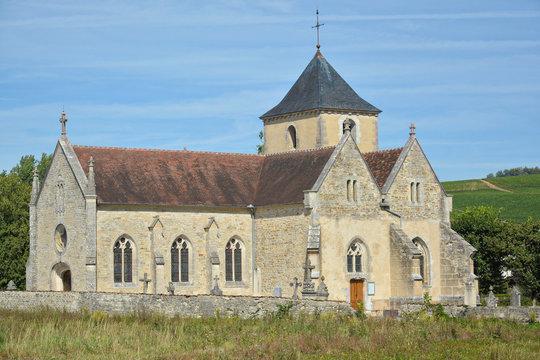 Église de Buxeuil (Aube)