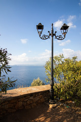 Latarnia w Grecji