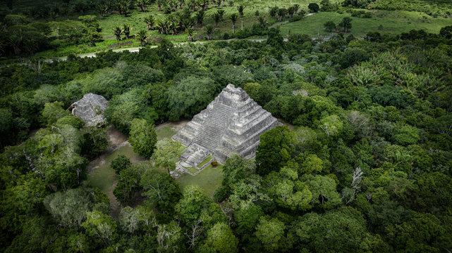 Zona Arqueológica Chacchoben
