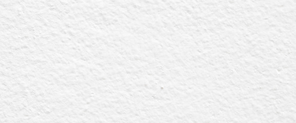 white concrete wall texture for background for banner and interior decoration