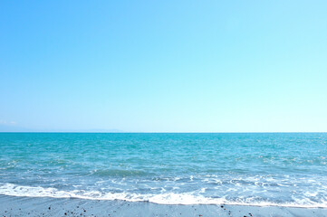 駿河湾の風景