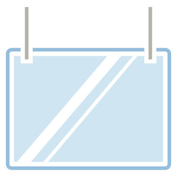 アクリルパーテーション(吊り下げ式)