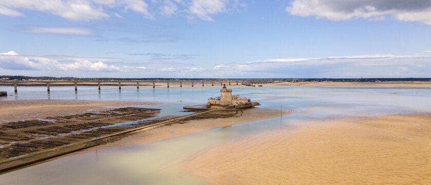 Fort Louvois Bourcefranc le Chapus Charente Maritime France