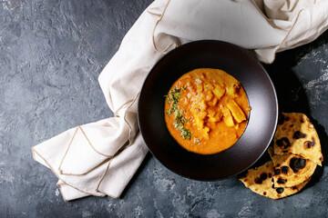 Chicken tikka masala spicy curry