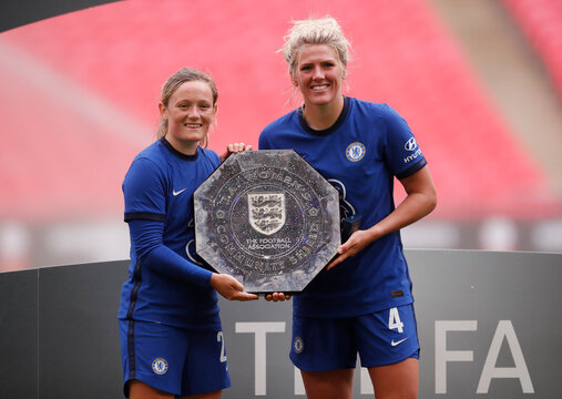 Women's Community Shield - Chelsea v Manchester City