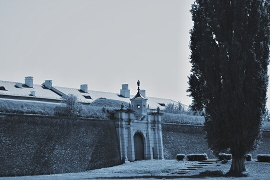 Fortress of Komárno, in Slovakia, is the central part of the Komárno fortification system.