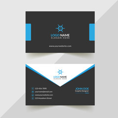 Modern professional Business Card Template. Simple Business Card. Professional Business Card. Corporate Business Card Design. Colorful Business Card Template. Creative Business Card
