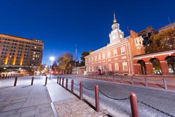 Fototapete - Independence Hall, Philadelphia, Pennsylvania