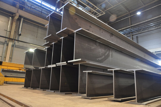 products of the plant for the production of metal structures.