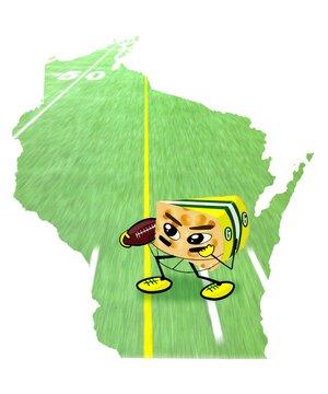 Wisconsin Football Teams, Green Bay Packers