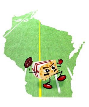 Wisconsin Football Teams, Wisconsin badgers