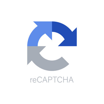 Captcha vector icon, recaptcha i am not a robot isolated security symbol vector internet generate website technology computer code illustration.