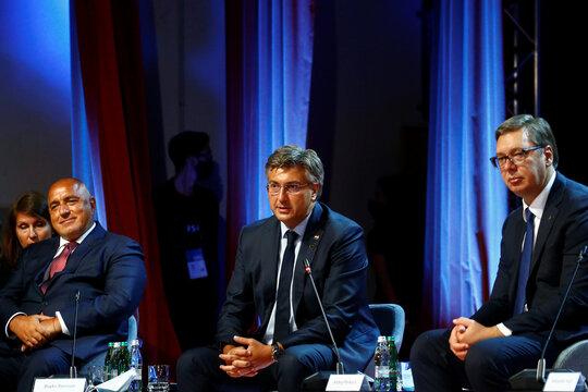 Bled Strategic Forum, in Bled
