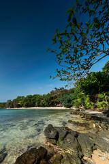 Treehouse Bay in Koh Ta Kiev paradise island in cambodia