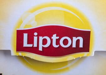 Logo of Lipton Tea