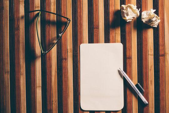 Writing Desk Background
