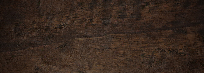Dark, natural wooden texture may used as background