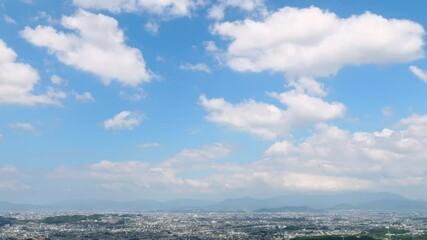 Wall Mural - 都市風景 福岡市