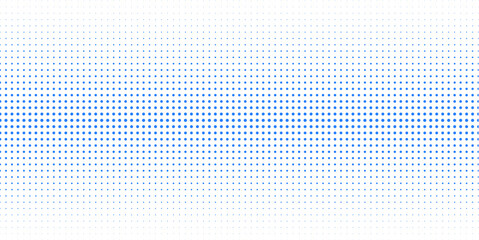 halftone dots vector pattern