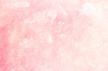 Scraped pink grungy background