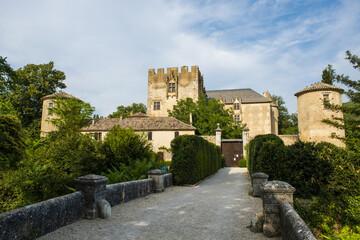 Castle in Allemagne en Provence