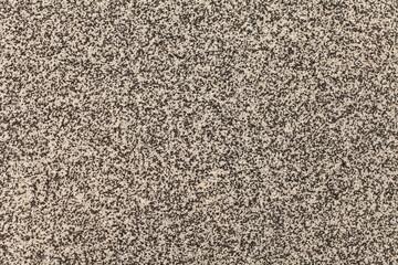 Concrete floor as background.