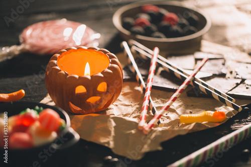 Halloween Composition
