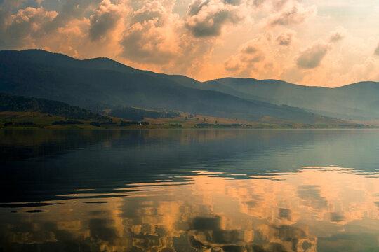 Dospat Dam Lake