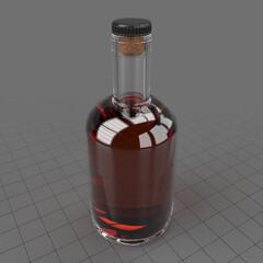 Whiskey bottle 3