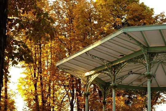la saison d'automne, Paris, France