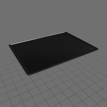 Small oven tray
