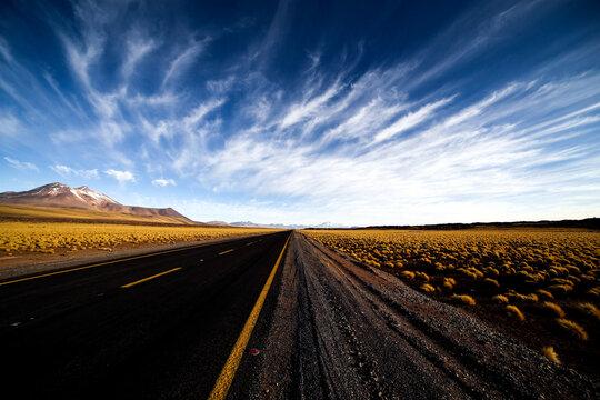 Atacama Desert. San Pedro de Atacama, Chile.
