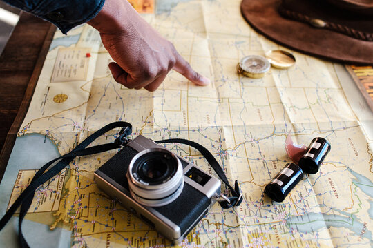 Planning a roadtrip across the United States