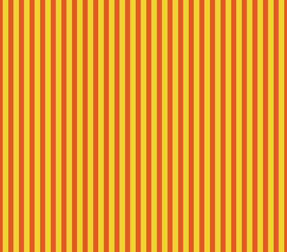 Striped vector background. Orange and yellow stripe vector background.