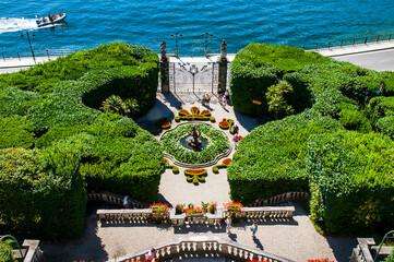 The Villa Carlotta is a villa in Northern Italy on Lake Como. Villa Carlotta is a place of rare beauty, where nature and art are in perfect harmony