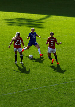 Women's Super League - Manchester United v Chelsea