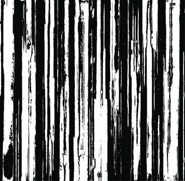 Vector brush sroke texture. Distressed uneven grunge background. Abstract distressed vector illustration. Overlay over any design to create interesting effect and depth. Black isolated on white. EPS10