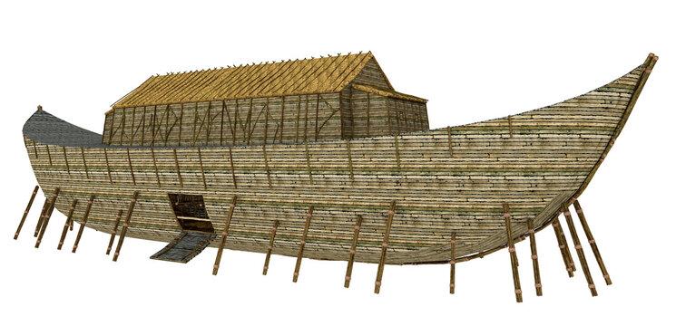 Arche Noah, Freisteller
