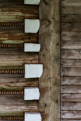 Fototapeta dom drewniany obraz