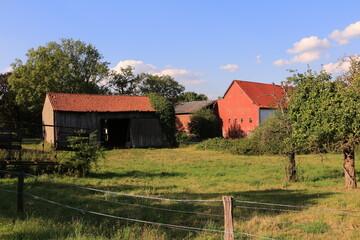 Idyllischer Bauernhof in Menden im Sauerland