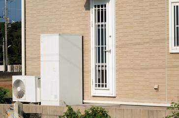 住宅設備 ヒートポンプ給湯器