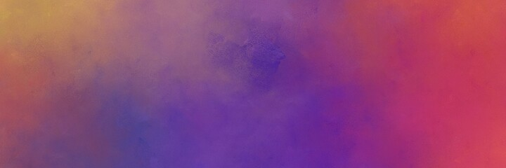abstract colorful gradient background graphic and antique fuchsia, moderate red and peru colors. can be used as card, banner or header