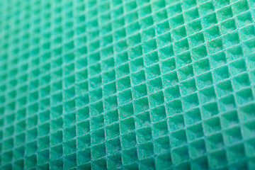 Green wafer surface