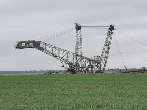 Braunkohletagebau in Deutschland 2