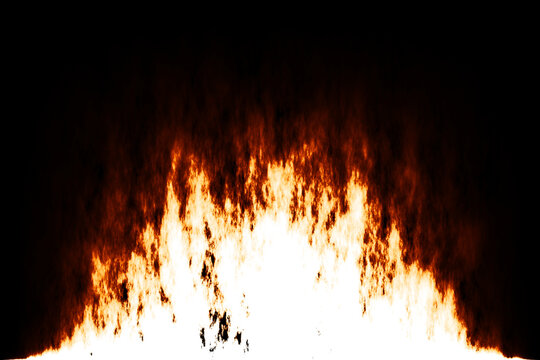 fire texture design for background