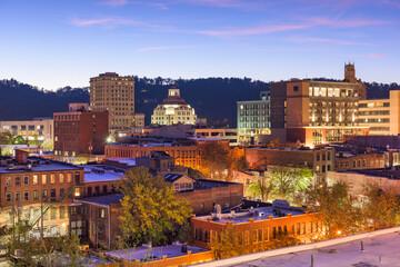 Fototapete - Asheville, North Carolina, USA