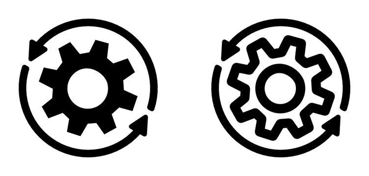 Einstellungen Icon